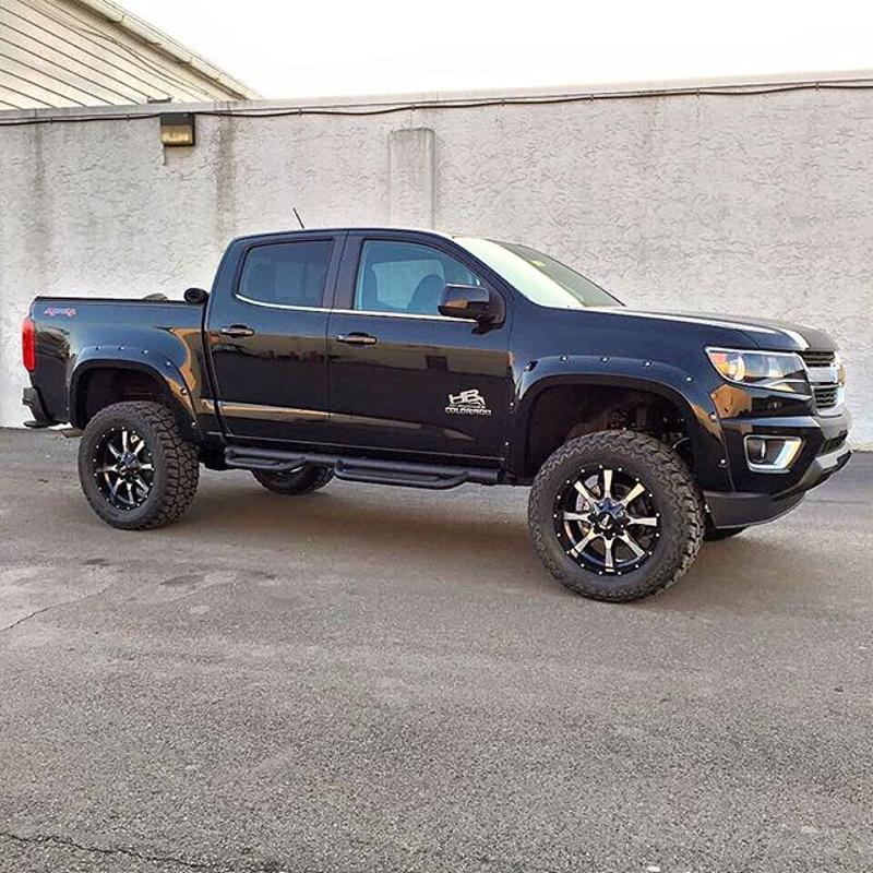 Blue Zr2 Colorado: Help Me Decide On New Wheels For Black Canyon SLT