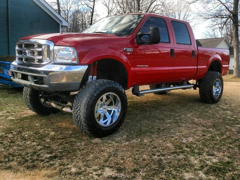 Moto Metal Off Road Application Wheels For Lifted Truck