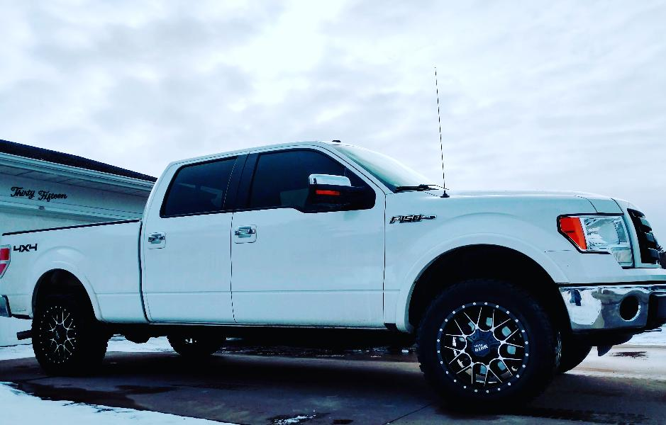2010 F150 Custom >> Moto Metal | Off-road application wheels for lifted truck, jeep, SUV.